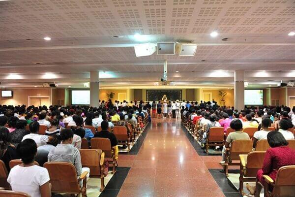 Goście w zborze